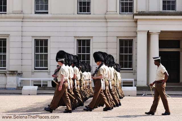Royal Guards Drill