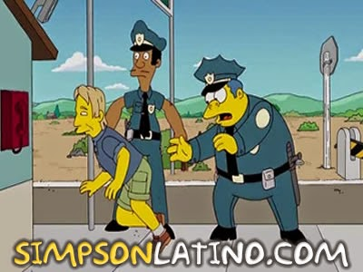 Los Simpson 20x21