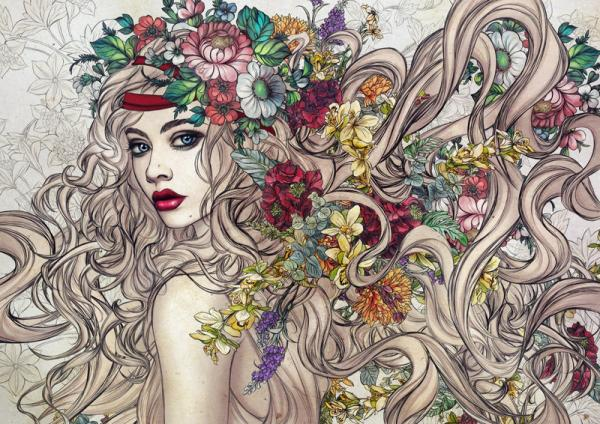 Illustrations by Gracjana Zielinska