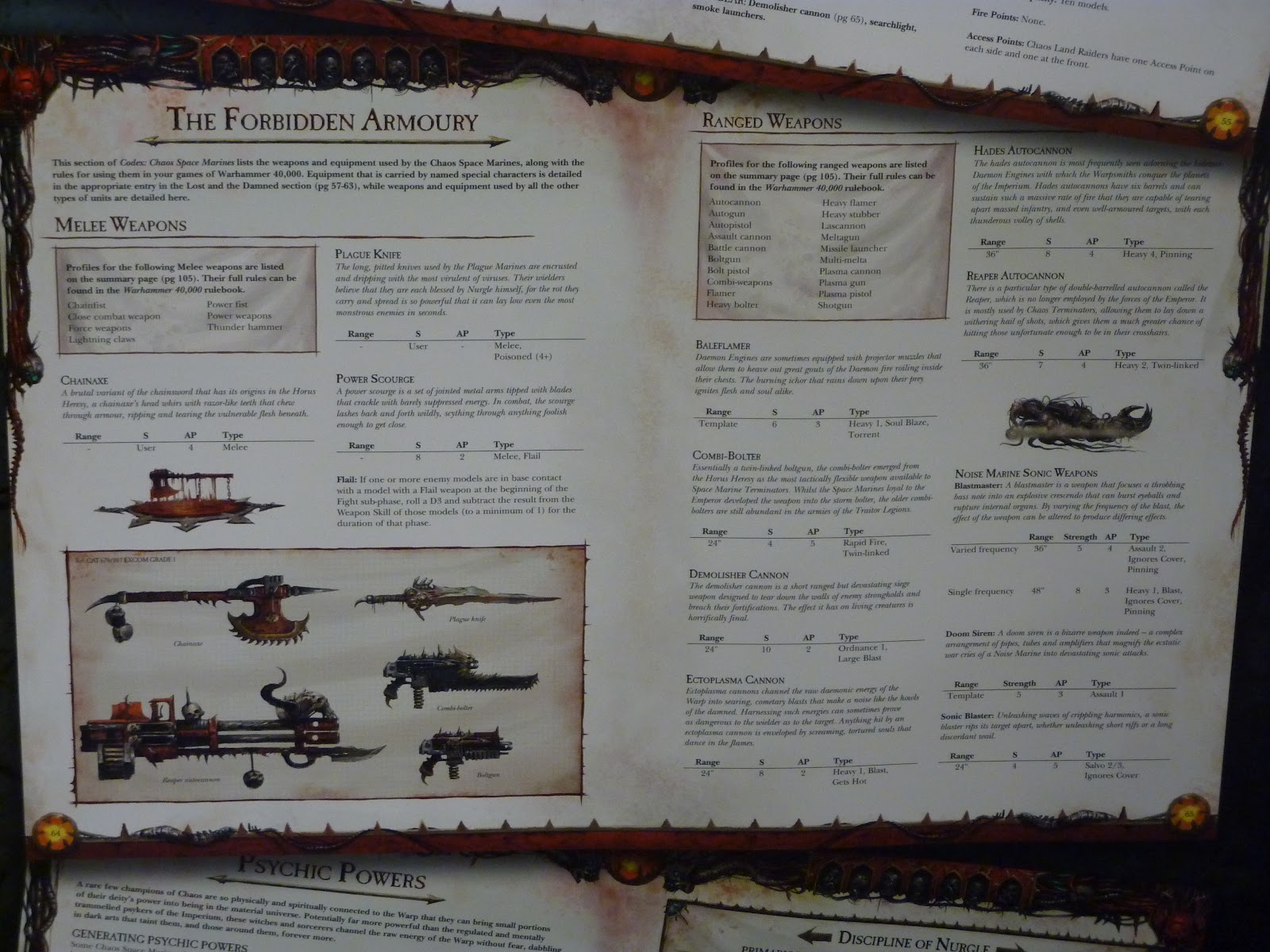 codex death guard pdf vk