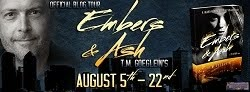Blog Tour: EMBERS & ASH