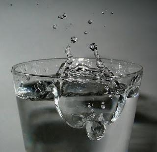 benefícios da água da torneira