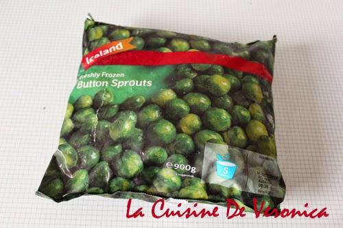 La Cuisine De Veronica brussels sprouts