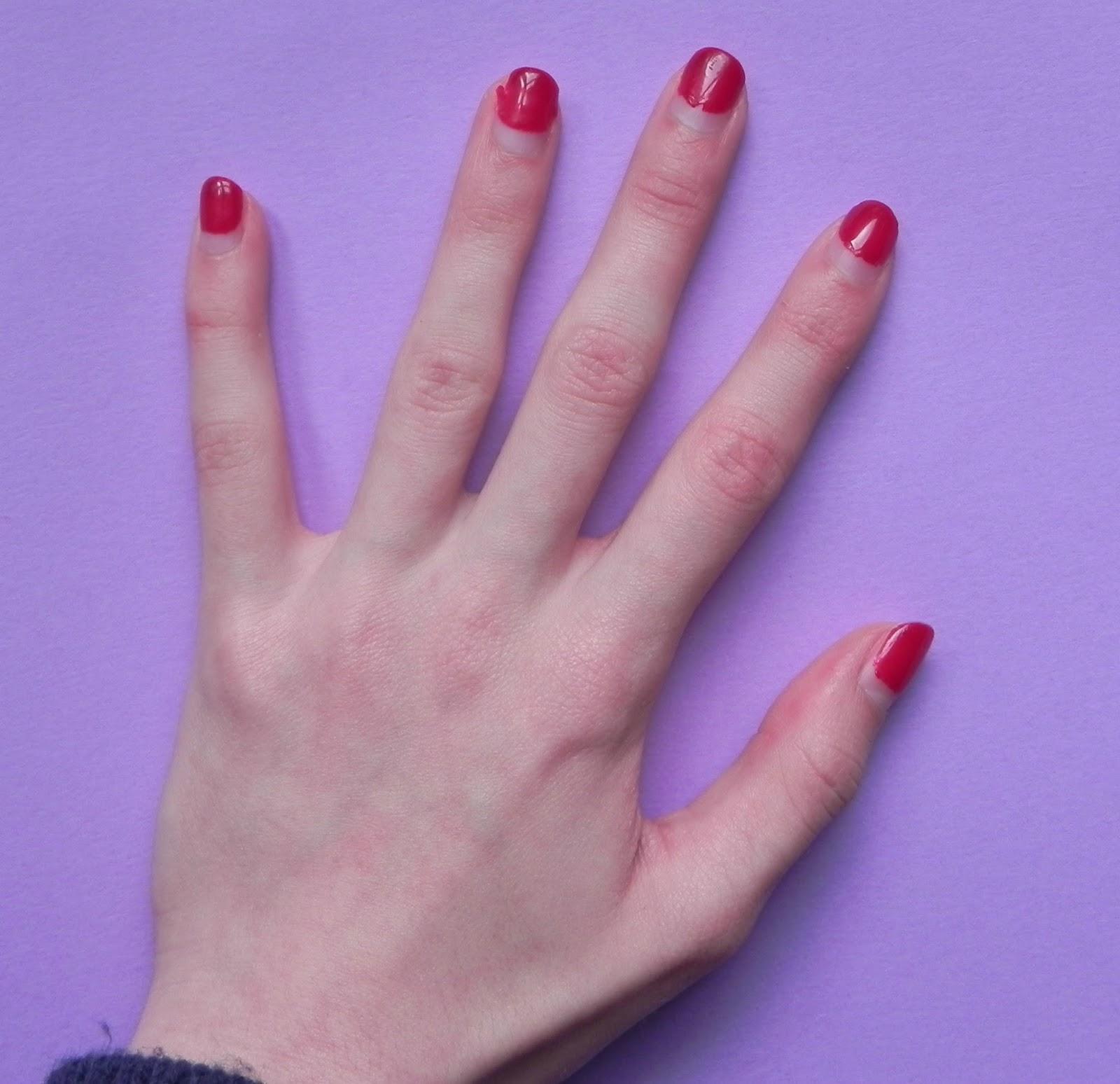 Como quitar la manicura semipermanente en casa oh my lady - Manicura semipermanente en casa ...