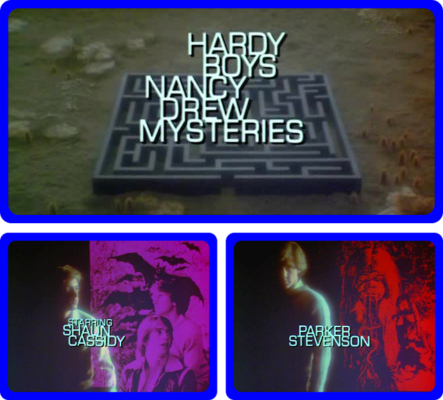 Hardy Boys / Nancy Drew Mysteries