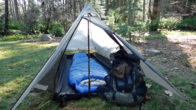 Shires Tarp Tent Silnylon & 5000000 steps on the Appalachain Trail: Lightweight shelters ...