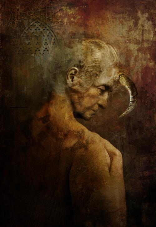 jon lezinsky ilustrações sombrias macabras