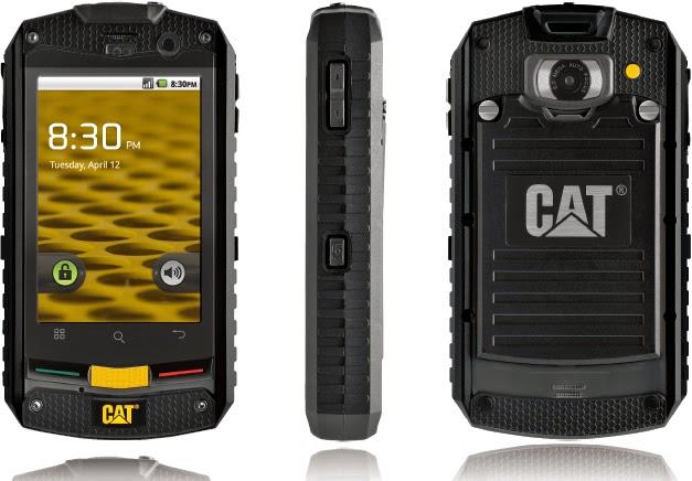 HP Untuk Petualang - CAT B10 Phone
