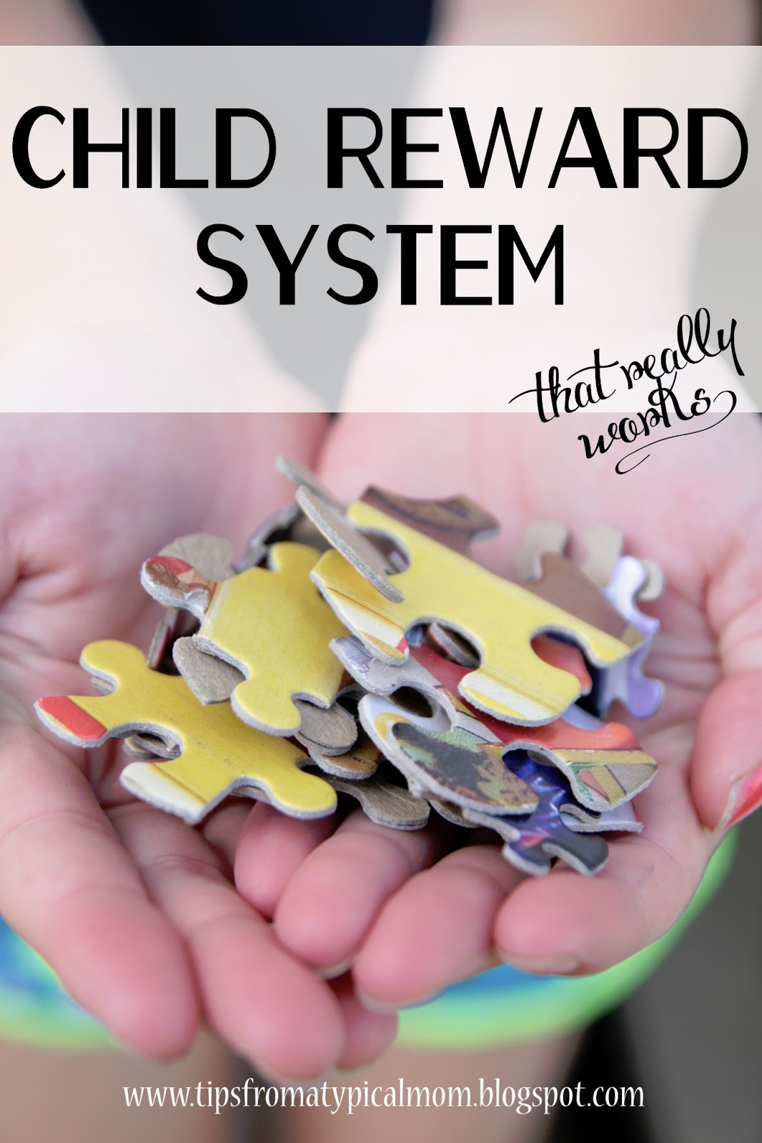 Child Reward System Using Puzzle Pieces Tips From A Typical Mom
