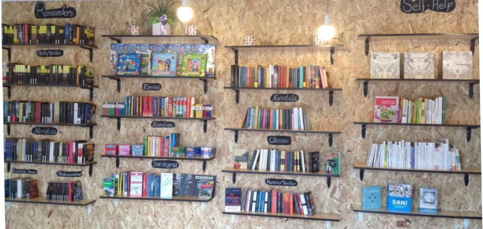 Alcune delle nostre librerie amiche