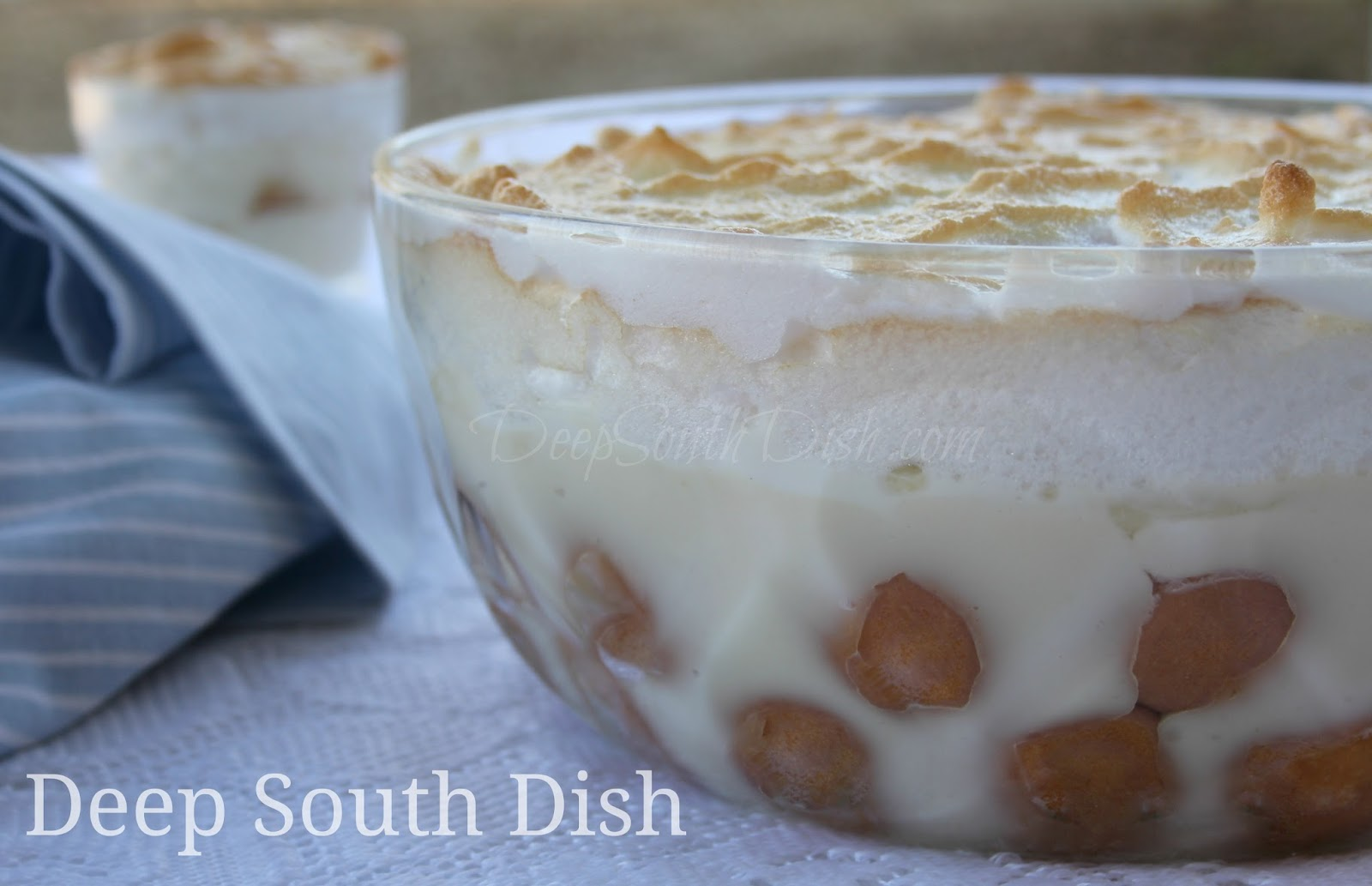 Easy old fashioned banana pudding 7