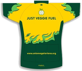 just veggie fuel, deportistas vegetarianos