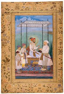 Shah Jahan, built the Taj Mahal