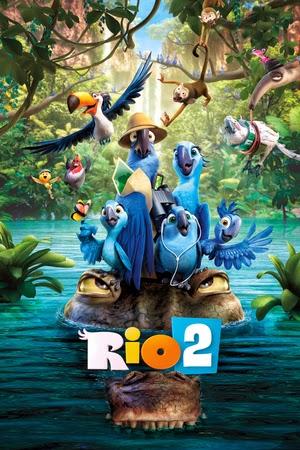 Poster Rio 2 2014