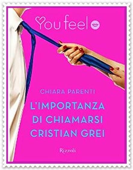 L'IMPORTANZA DI CHIAMARSI CRISTIAN GREI di Chiara Parenti