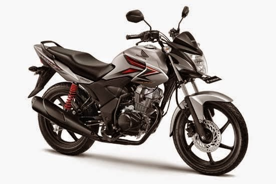 Honda Verza 150 CW Tough Silver