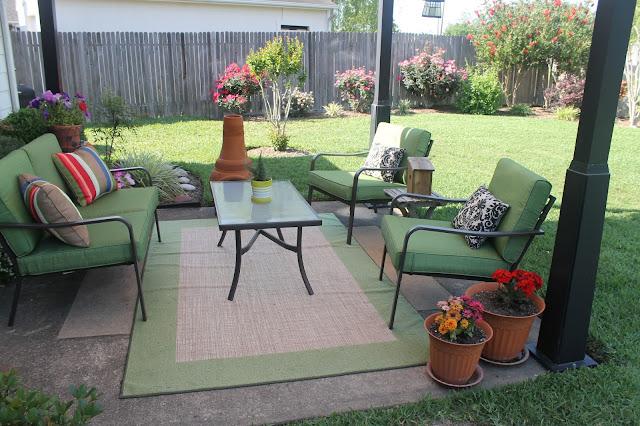 Texas decor more backyard garden pics - Garden ridge home decor ...