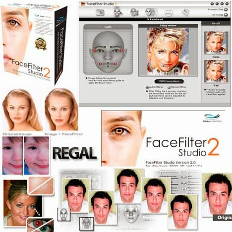 ������ FaceFilter Studio ������ �����