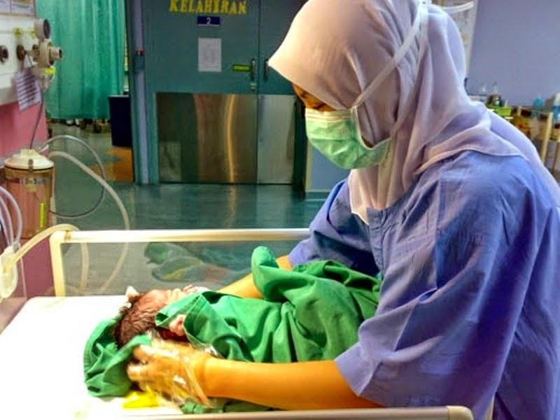 Jururawat Hospital Jerteh Ditampar dan Diugut Akan Ditetak
