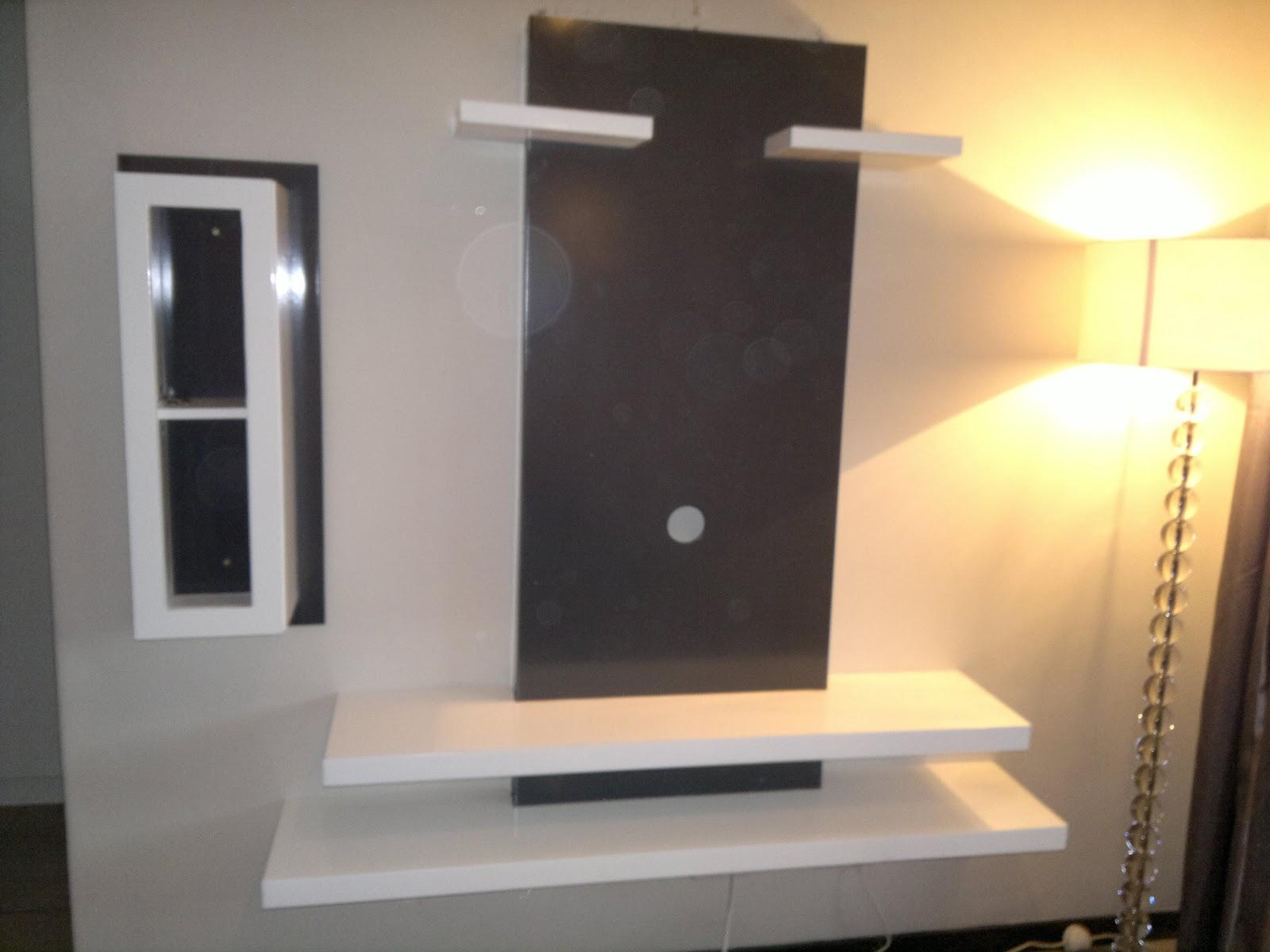Custom Carpentry Wall Mounted T V Unit