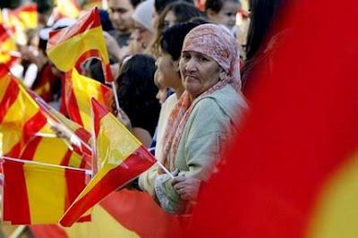 تراجع الجالية الناظورية بإسبانيا بحوالي 80 ألف نسمة