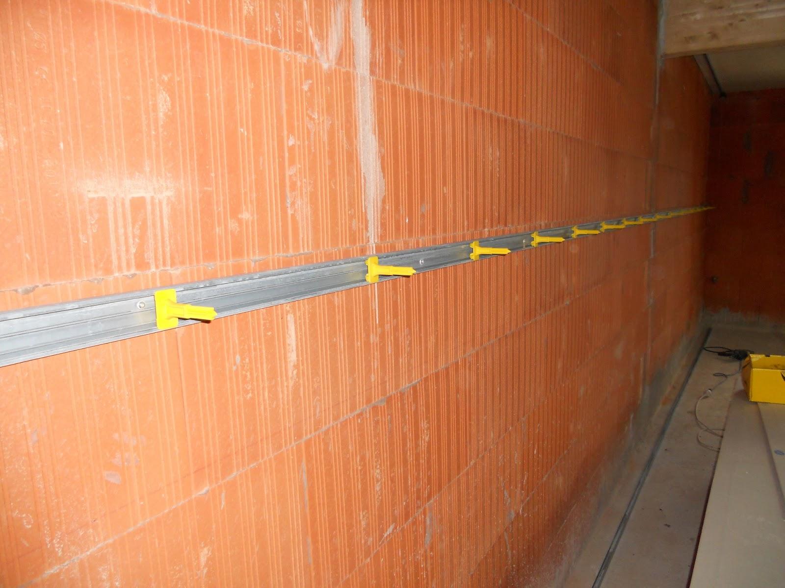 Ap ricube pr paration des murs - Lisse clip optima ...