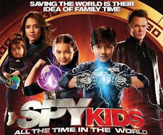 Spy Kids 4 Movie
