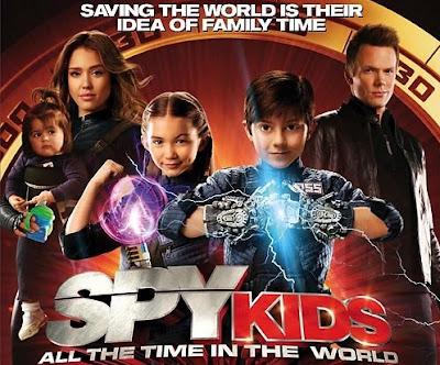 Spy Kids 4 | Pelicula Trailer