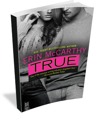 Book Cover: True by Erin McCarthy