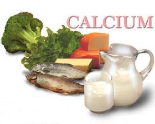 high calsium food