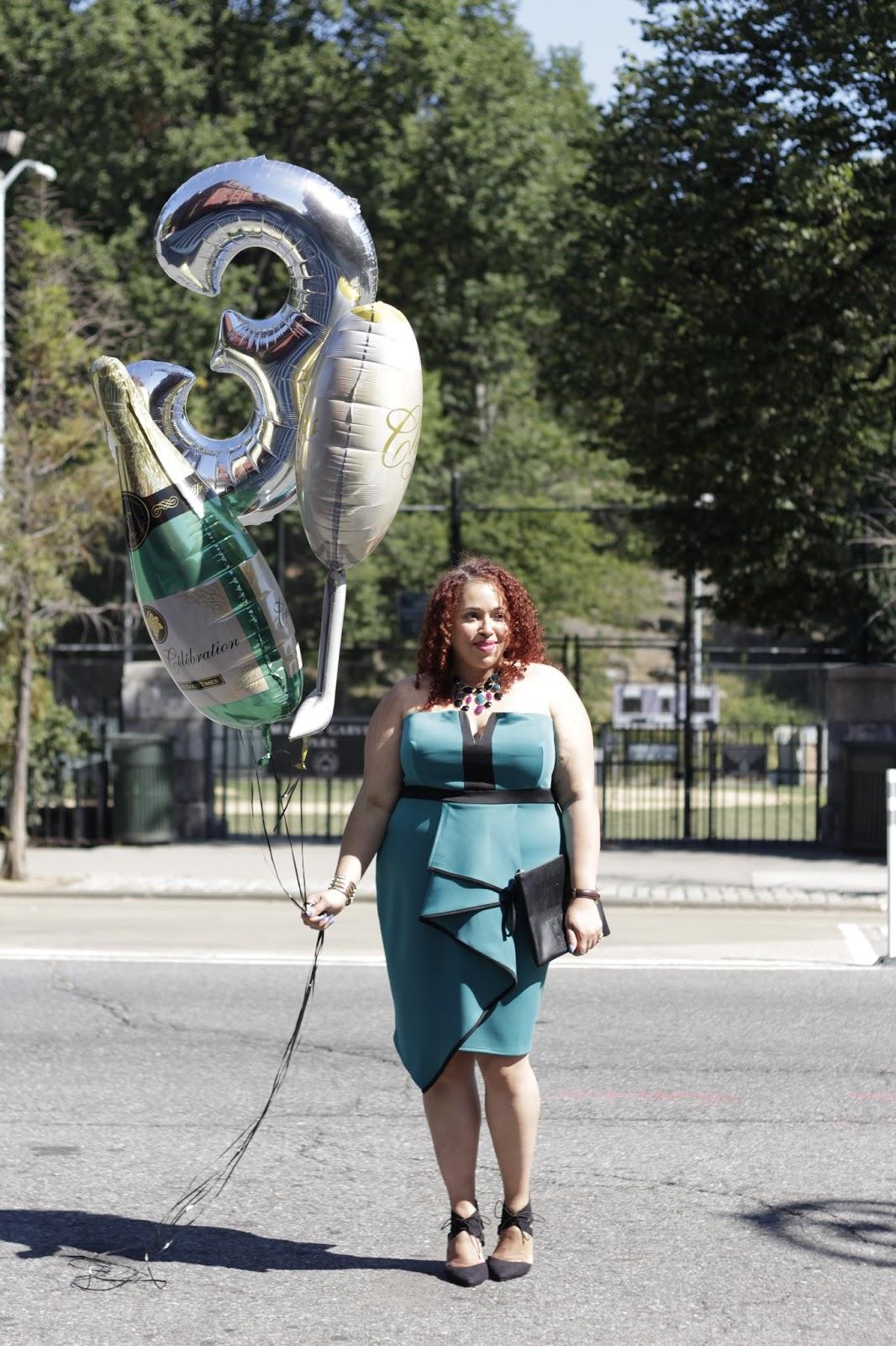 cc4df77671b ... her favorite plus size ... AFMSwimSquad Sandra - La. La Pecosa Preciosa  Turns 3  Fashion to Figure Giveaway!