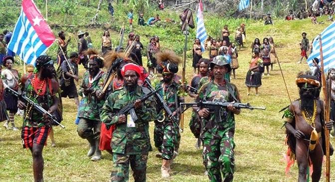 Warga Non-Papua Diancam, Istana Minta TNI-Polri Tegas