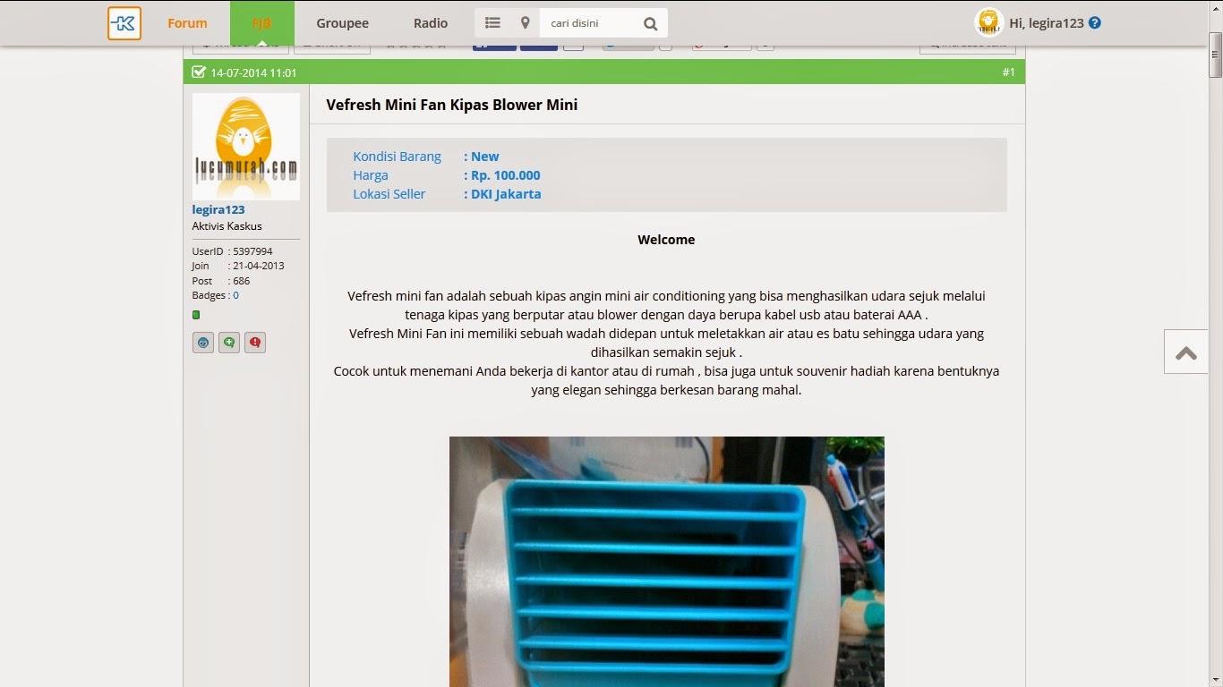 usaha rumahan jualan online
