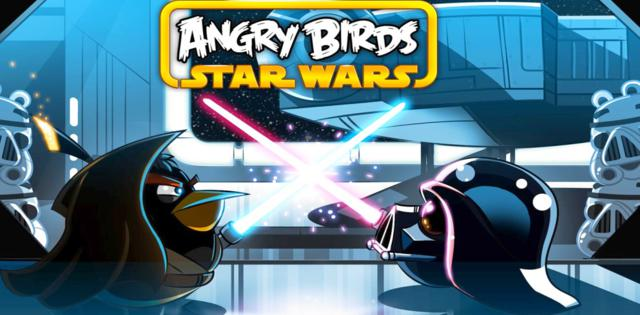 Download Angry Birds Star Wars HD Apk