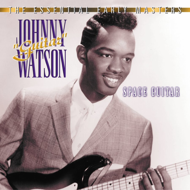 Johnny Guitar Watson* Johnny