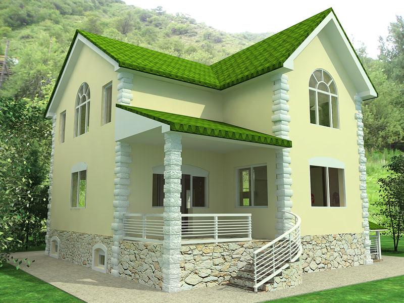 Rumah minimalis 1 lantai 2015