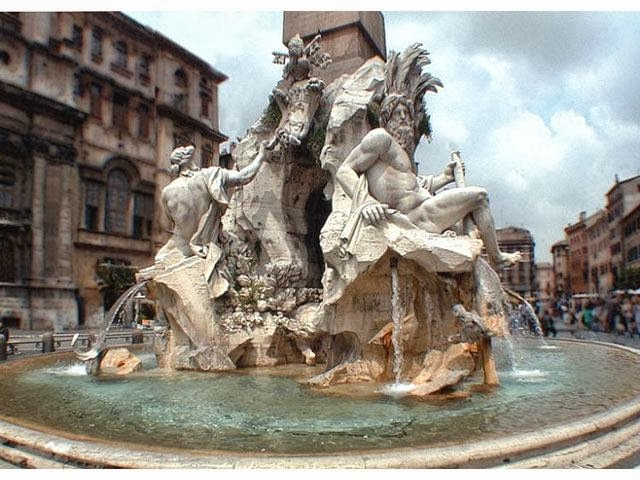 Roma al tramonto con i vostri Bambini - Vacanze Romane - visita guidata x bambini Roma