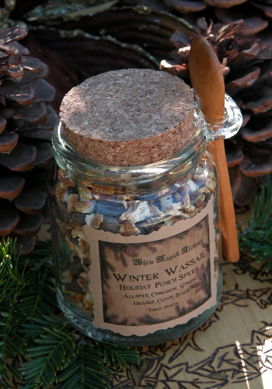 Winter Wassail Recipe — Dishmaps
