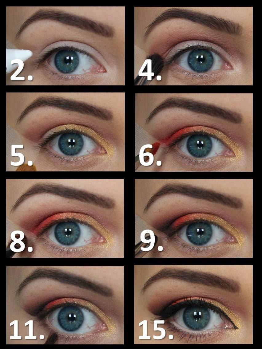 Wedding Guest Eye Makeup Tutorial : Cat Eye Makeup Tutorial Asian - Makeup Vidalondon