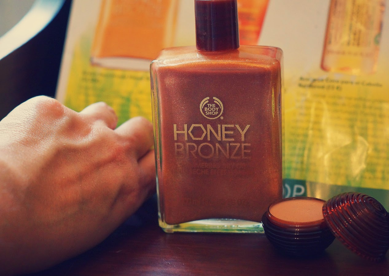 Honey+Bronze+Shimmering+dry+oil+The+Beauty+Shop