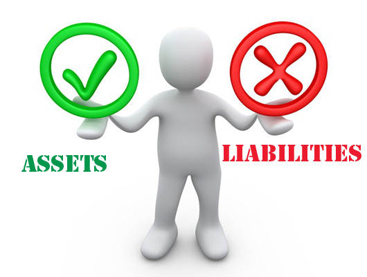 Image result for assets vs liabilities