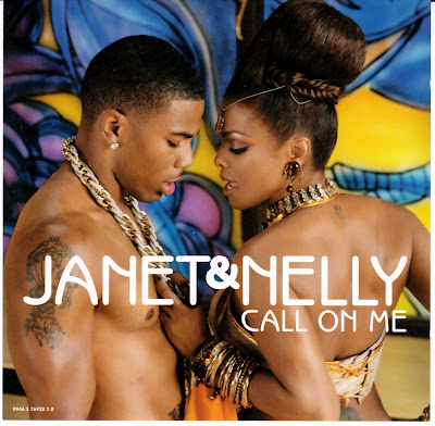 Janet & Nelly - Call On Me-CDS-2006