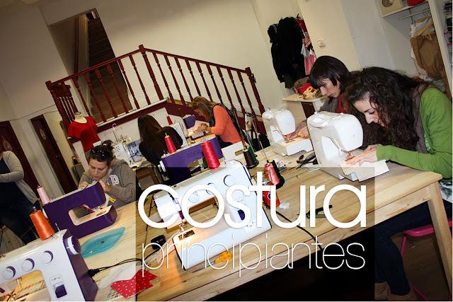 Taller monográfico Costura para Principiantes: Sweet sixteen craft store