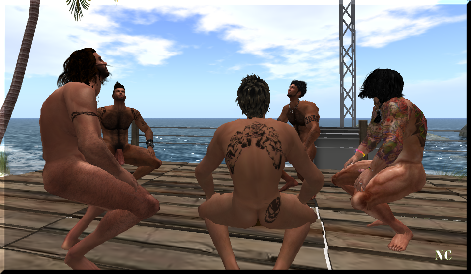 Consider, what Nude beach circle jerk many