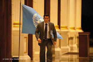 Latest Stills:* Salman and Katrina in 'Ek Tha Tiger'