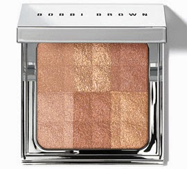 polvo acabado maquillaje Bobbi Brown Bronze Glow