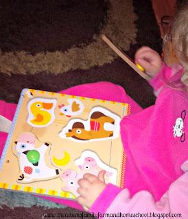 Beginning Toddler School