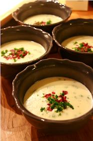 Savuporo-juustokeitto talvi-iltoihin
