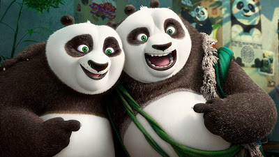 Papel de Parede Kung Fu Panda 3 Download movie HD Desktop wallpapers in HD widescreen high quality resolutions for free.