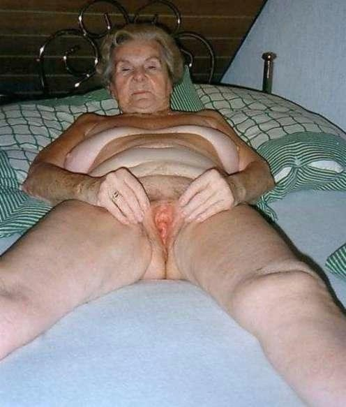 old old nude grandmothers